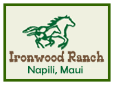 Ironwood Ranch Logo